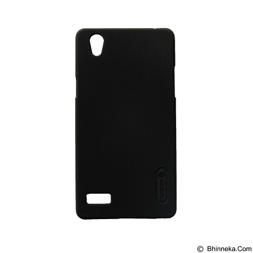 NILLKIN Super Frosted Shield Hardcase Oppo Mirror 5 - Black (Merchant) - Casing Handphone / Case