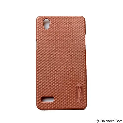 NILLKIN Super Frosted Shield Hardcase Oppo Mirror 5 - Rose Gold (Merchant) - Casing Handphone / Case