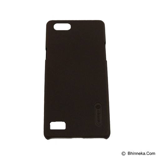 NILLKIN Super Frosted Shield Hardcase Oppo Neo 7 - Brown (Merchant) - Casing Handphone / Case