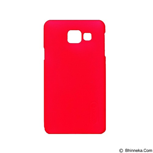 NILLKIN Super Frosted Shield Hardcase Samsung Galaxy A3 (2016) - Red (Merchant) - Casing Handphone / Case