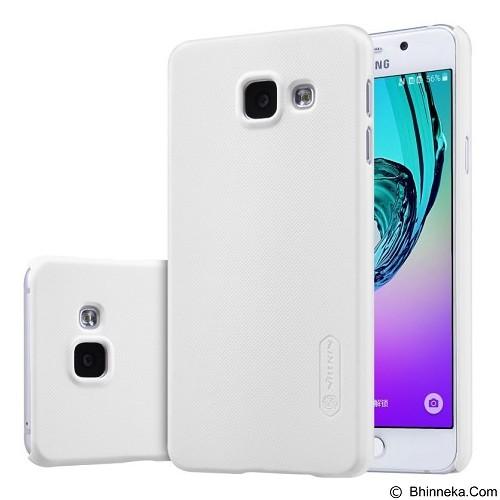 NILLKIN Super Frosted Shield Hardcase Samsung Galaxy A3 (2016) - White  (Merchant) - Casing Handphone / Case