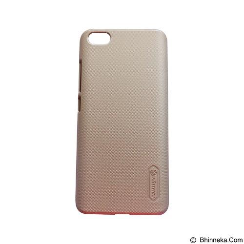 NILLKIN Super Frosted Shield Hardcase Xiaomi Mi 5 - Gold (Merchant) - Casing Handphone / Case