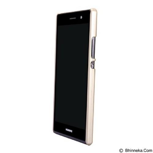 NILLKIN Super Frosted Shield Huawei Ascend P7 - Gold (Merchant) - Casing Handphone / Case