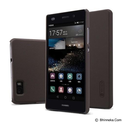 NILLKIN Super Frosted Shield Huawei Ascend P8 Lite - Brown (Merchant) - Casing Handphone / Case