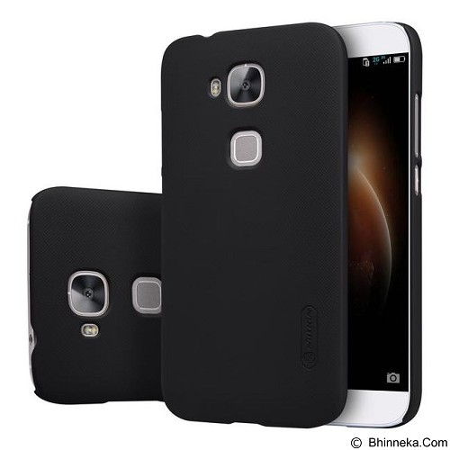 NILLKIN Super Frosted Shield Huawei G8 - Black (Merchant) - Casing Handphone / Case