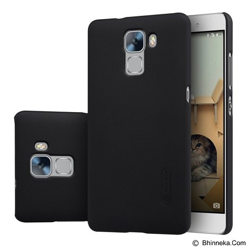 NILLKIN Super Frosted Shield Huawei Honor 7 - Black (Merchant) - Casing Handphone / Case