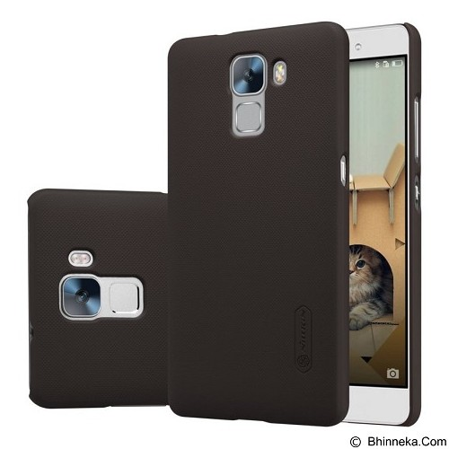 NILLKIN Super Frosted Shield Huawei Honor 7 - Brown (Merchant) - Casing Handphone / Case