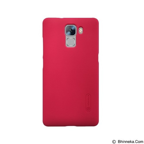 NILLKIN Super Frosted Shield Huawei Honor 7 - Red (Merchant) - Casing Handphone / Case