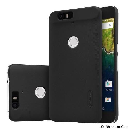 NILLKIN Super Frosted Shield Huawei Nexus 6P - Black (Merchant) - Casing Handphone / Case