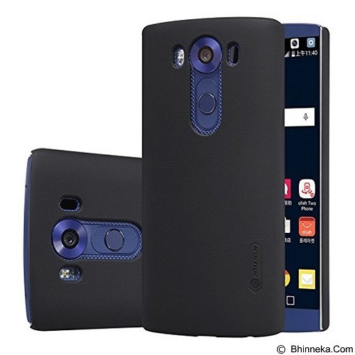 NILLKIN Super Frosted Shield LG V10 - Black (Merchant) - Casing Handphone / Case