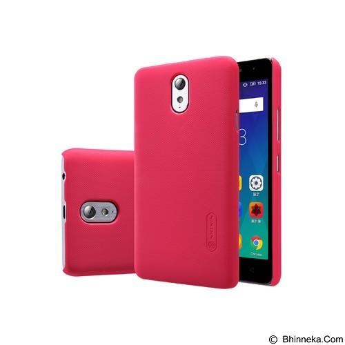 NILLKIN Super Frosted Shield Lenovo Vibe P1M - Red (Merchant) - Casing Handphone / Case