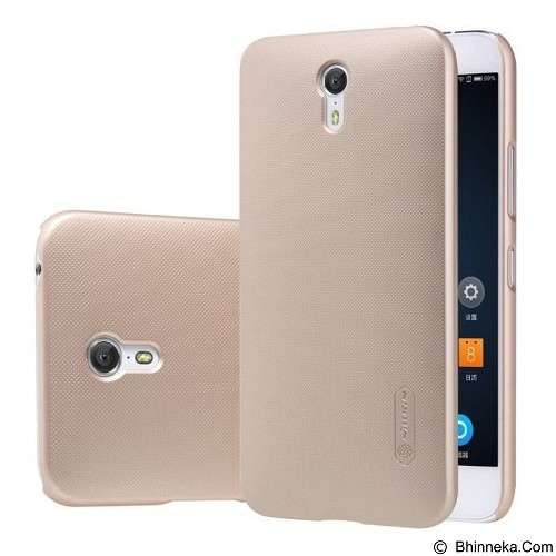 NILLKIN Super Frosted Shield Lenovo ZUK Z1 - Gold (Merchant) - Casing Handphone / Case