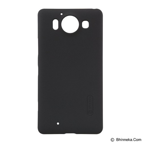 NILLKIN Super Frosted Shield Microsoft Lumia 950 - Black (Merchant) - Casing Handphone / Case