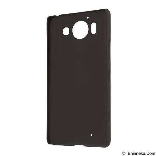 NILLKIN Super Frosted Shield Microsoft Lumia 950 - Brown (Merchant) - Casing Handphone / Case