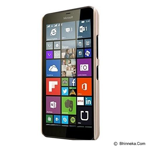 NILLKIN Super Frosted Shield Microsoft Lumia 950 - Gold (Merchant) - Casing Handphone / Case