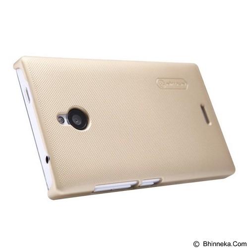 NILLKIN Super Frosted Shield Nokia X2 - Gold (Merchant) - Casing Handphone / Case
