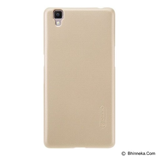 NILLKIN Super Frosted Shield Oppo R7S - Gold (Merchant) - Casing Handphone / Case