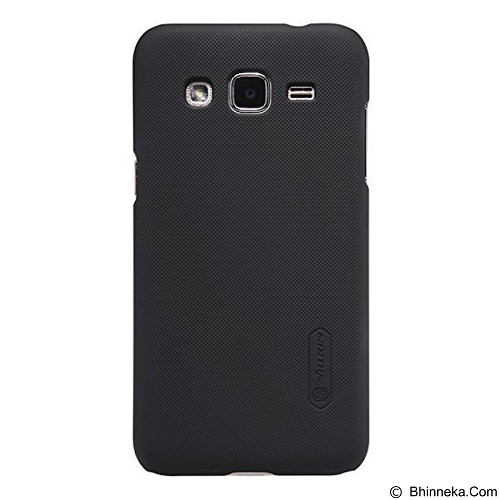 NILLKIN Super Frosted Shield Samsung Galaxy J2 - Black (Merchant) - Casing Handphone / Case