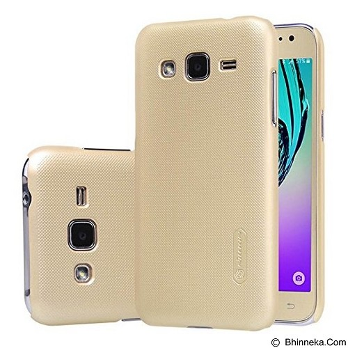 NILLKIN Super Frosted Shield Samsung Galaxy J2 - Gold (Merchant) - Casing Handphone / Case