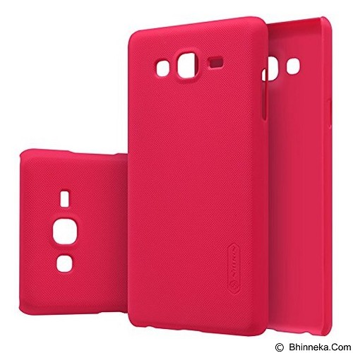 NILLKIN Super Frosted Shield Samsung Galaxy On 7 - Red (Merchant) - Casing Handphone / Case