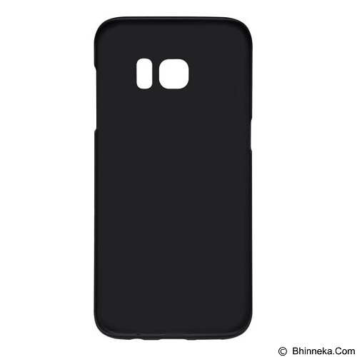 NILLKIN Super Frosted Shield Samsung Galaxy S7 Edge - Black (Merchant) - Casing Handphone / Case
