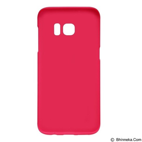 NILLKIN Super Frosted Shield Samsung Galaxy S7 Edge - Red (Merchant) - Casing Handphone / Case