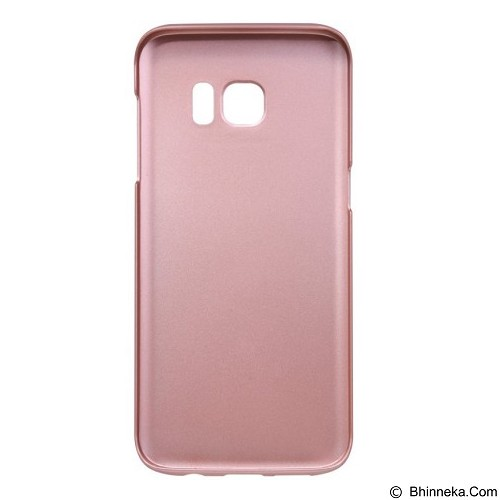 NILLKIN Super Frosted Shield Samsung Galaxy S7 Edge - Rose Gold (Merchant) - Casing Handphone / Case