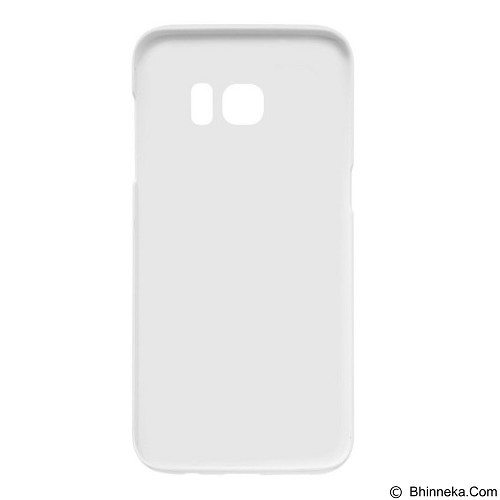 NILLKIN Super Frosted Shield Samsung Galaxy S7 Edge - White (Merchant) - Casing Handphone / Case