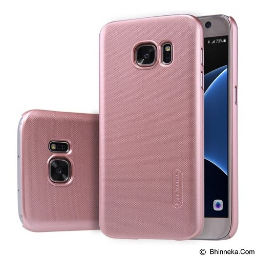 NILLKIN Super Frosted Shield Samsung Galaxy S7 - Rose Gold (Merchant) - Casing Handphone / Case