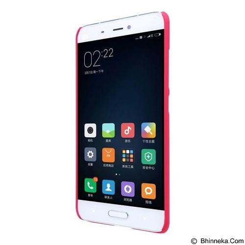 NILLKIN Super Frosted Shield Xiaomi Mi5 - Red (Merchant) - Casing Handphone / Case
