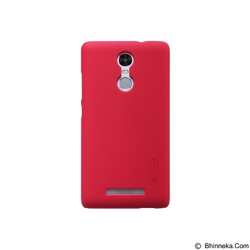 NILLKIN Super Frosted Shield Xiaomi Redmi 3 - Red (Merchant) - Casing Handphone / Case