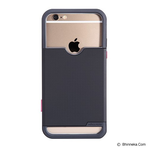 NILLKIN Super Shield Show for iPhone 6 - Black - Casing Handphone / Case