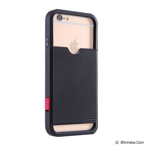 NILLKIN Super Shield Show for iPhone 6 - Black - Casing Handphone / Case