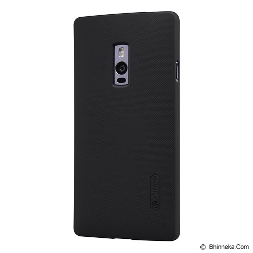NILLKIN Super Shield for OnePlus Two - Black - Casing Handphone / Case