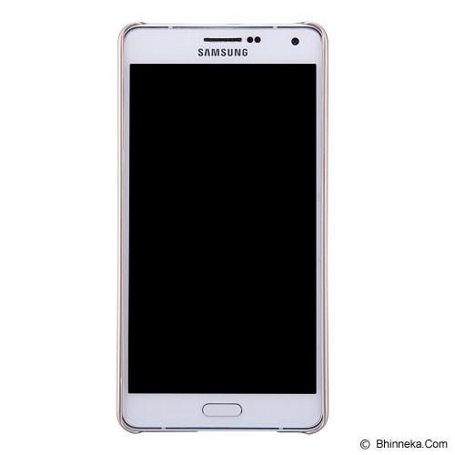 NILLKIN Super Shield for Samsung Galaxy A7 - Gold - Casing Handphone / Case