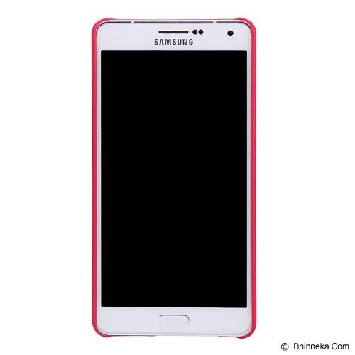 NILLKIN Super Shield for Samsung Galaxy A7 - Red - Casing Handphone / Case
