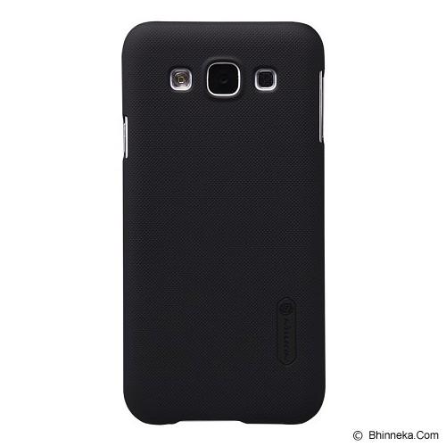 NILLKIN Super Shield for Samsung Galaxy E5 - Black - Casing Handphone / Case