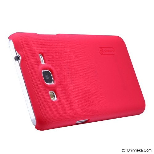 NILLKIN Super Shield for Samsung Galaxy Grand Max - Red - Casing Handphone / Case