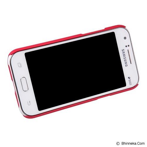 NILLKIN Super Shield for Samsung Galaxy J1 - Red - Casing Handphone / Case