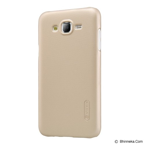 NILLKIN Super Shield for Samsung Galaxy J5 - Gold - Casing Handphone / Case