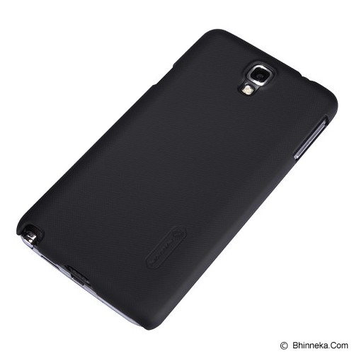 NILLKIN Super Shield for Samsung Galaxy Note 3 Neo - Black - Casing Handphone / Case