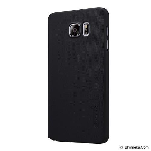 NILLKIN Super Shield for Samsung Galaxy Note 5 - Black - Casing Handphone / Case