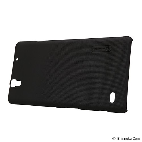 NILLKIN Super Shield for Sony Xperia C4 - Black - Casing Handphone / Case