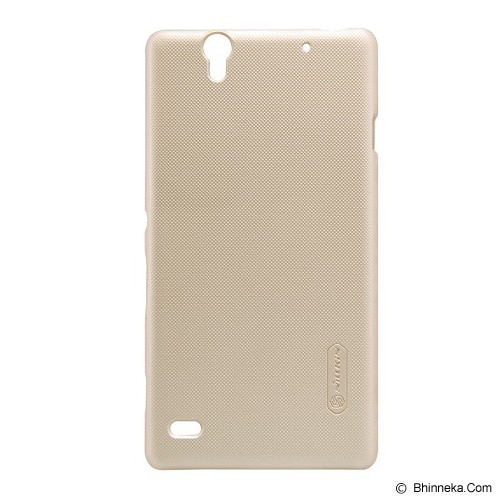 NILLKIN Super Shield for Sony Xperia C4 - Gold - Casing Handphone / Case