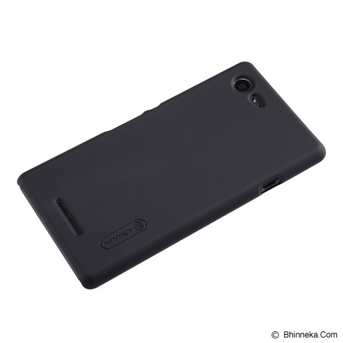 NILLKIN Super Shield for Sony Xperia E3 - Black - Casing Handphone / Case