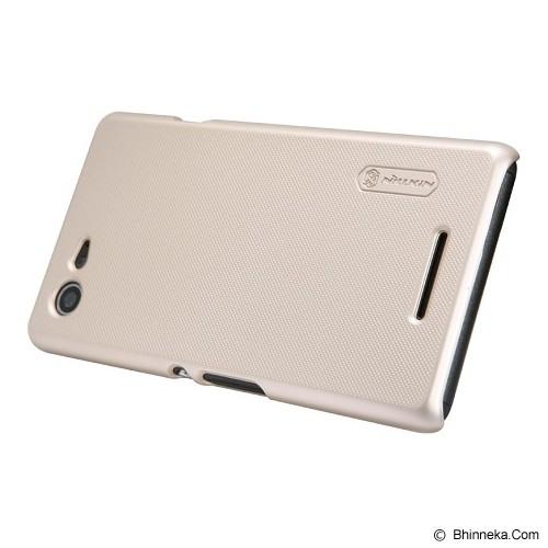 NILLKIN Super Shield for Sony Xperia E3 - Gold - Casing Handphone / Case