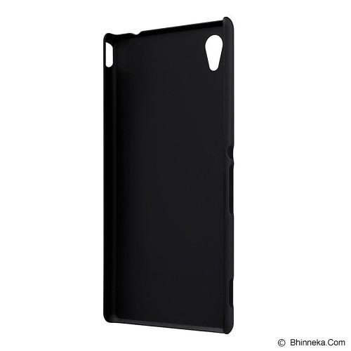 NILLKIN Super Shield for Sony Xperia M4 Aqua - Black - Casing Handphone / Case
