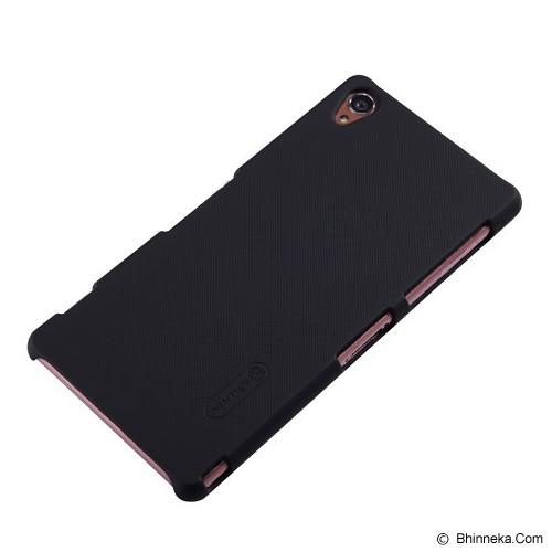 NILLKIN Super Shield for Sony Xperia Z3 - Black - Casing Handphone / Case