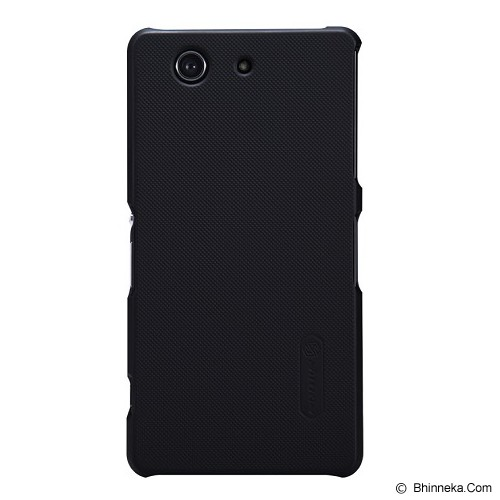 NILLKIN Super Shield for Sony Xperia Z3 Compact - Black - Casing Handphone / Case
