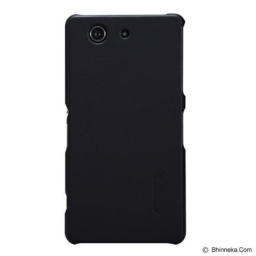 NILLKIN Super Shield for Sony Xperia Z3 Compact - Black - Casing Handphone / Case